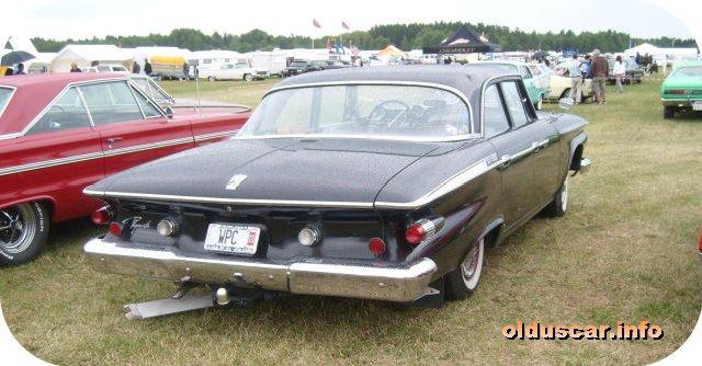 1961 Plymouth Belveder...