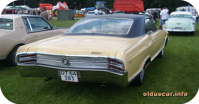 1965 Buick Wildcat Hardtop Coupe back