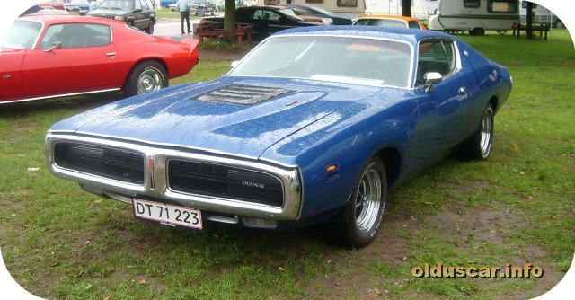1971 Dodge Charger SE Hardtop Coupe front